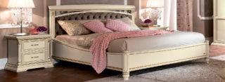 Кровать Treviso Capitonne