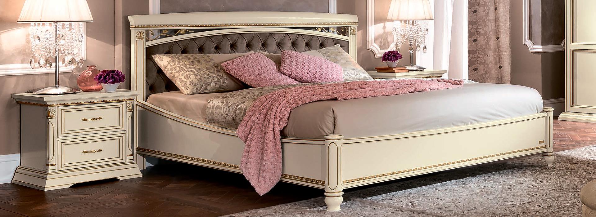 Кровать CAPITONNE' Treviso