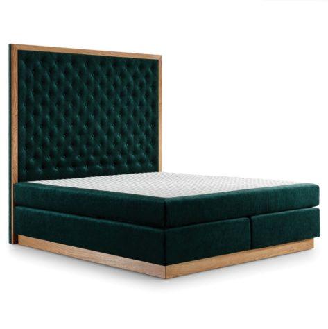 Континентальная кровать 700 фото 2
