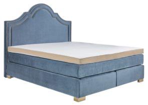 Континентальная кровать 900