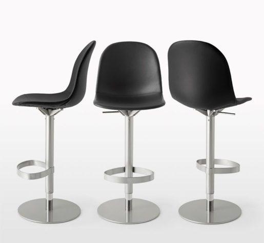 Барный регулируемый стул Academy фото 6