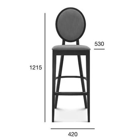 Барный стул BST-0253 фото 1