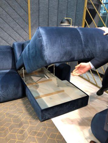 Угловой раскладной диван Bullet фото 10