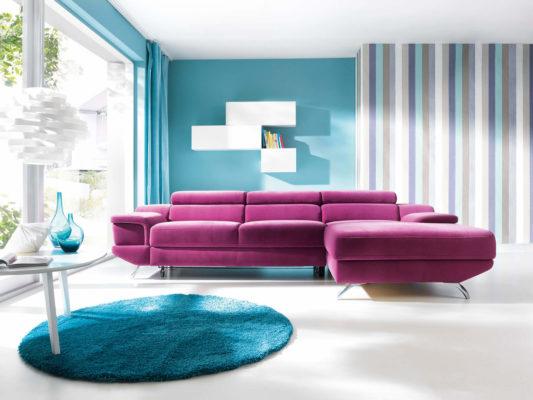 Угловой диван Coletto фото 11
