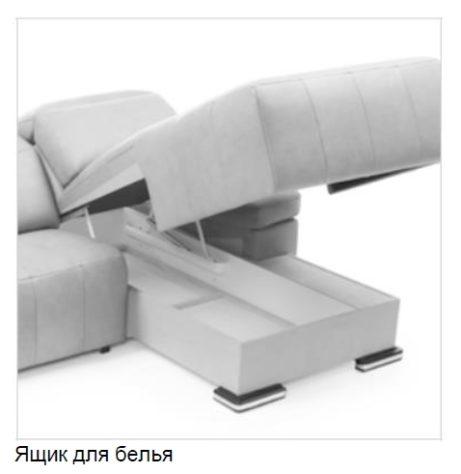 Угловой диван Domo фото 7