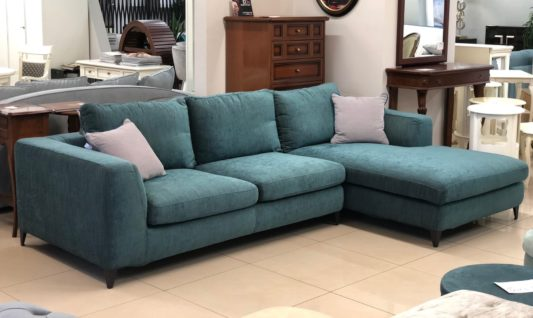 Угловой диван Ettore фото 1