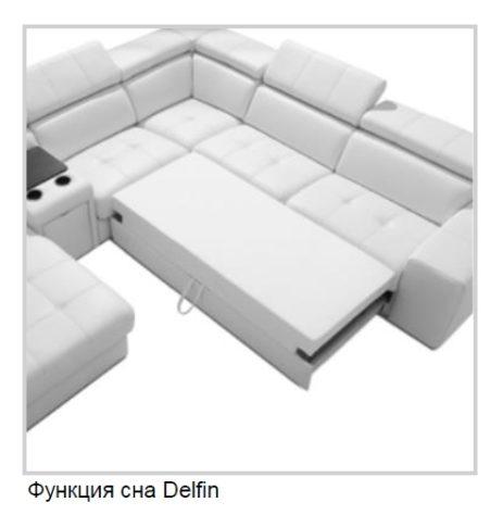 Угловой диван Girro фото 6
