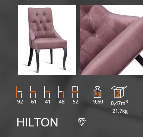 Стул Hilton фото 7