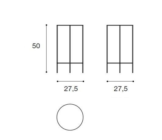 Приставные столики Wok / Wok box фото 21