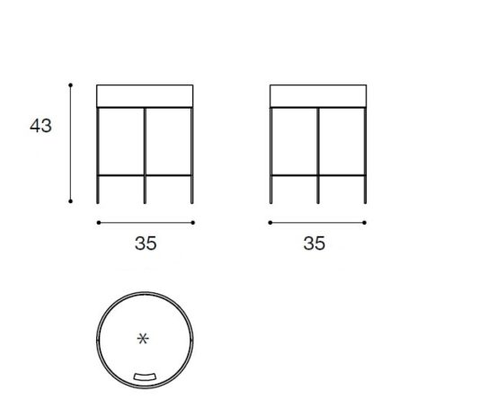 Приставные столики Wok / Wok box фото 20
