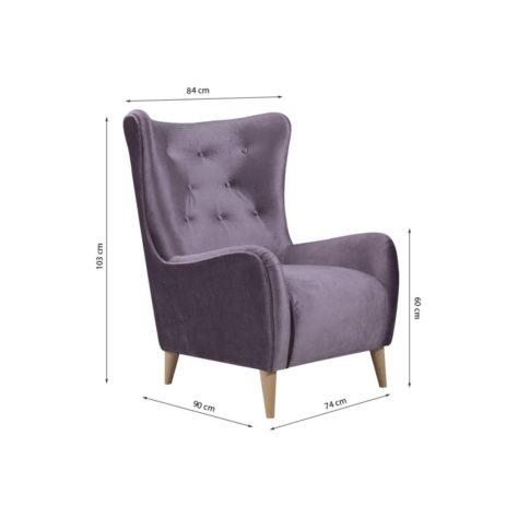 Кресло Nicea фото 2