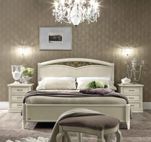 Кровать Nostalgia Ricordi Fregio фото 3