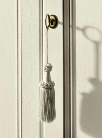 Шкаф 4-дверный Nostalgia Bianco Antico фото 6