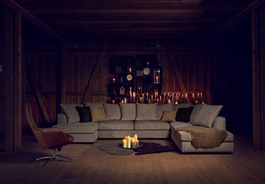 Модульный диван Paso Doble Night фото 13