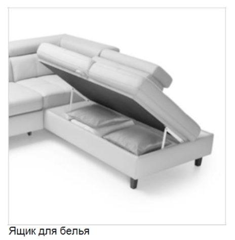 Угловой диван Sisto фото 10