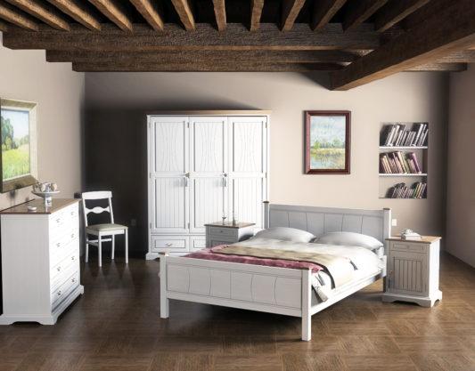 Кровать Olivera 140*200 фото 4