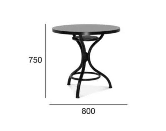 Круглый стол ST-9717 фото 1