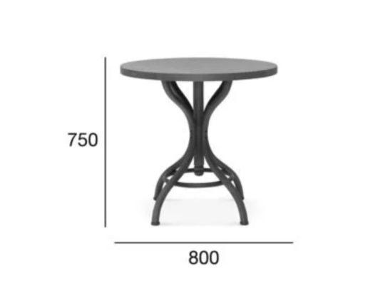 Круглый стол ST-9718 фото 1