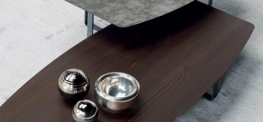 Журнальный столик Tempo с мраморным топом фото 1