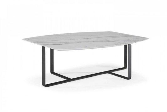 Журнальный столик Tempo с мраморным топом фото 2