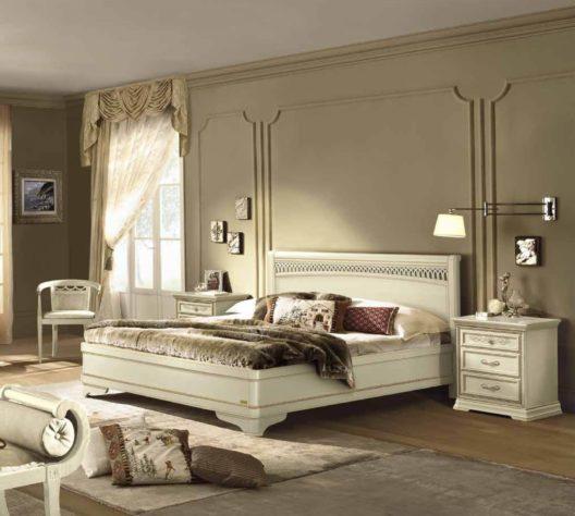 Кровать Torriani Tiziano Noce фото 2