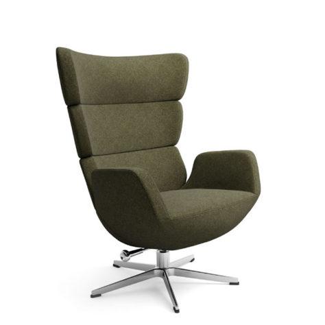 Кресло Turtle вращающееся с наклоном фото 6