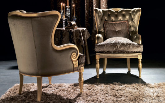 Кресло Valeria фото 13