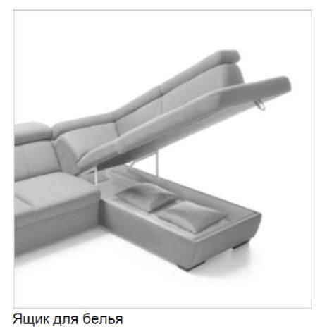 Угловой диван Vapiano фото 8