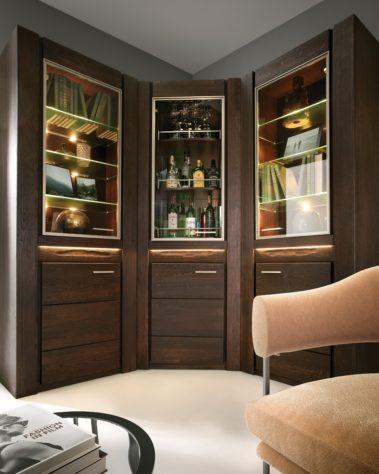 Шкаф 3-дверный Velvet фото 8