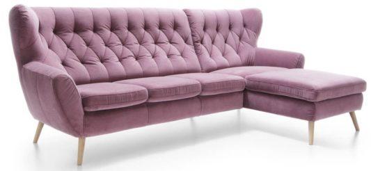 Угловой диван Voss фото 1