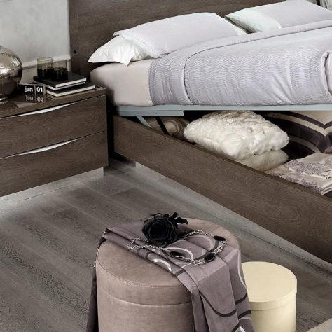 Кровать PLATINUM ROMBI c подъемным механизмом фото 3