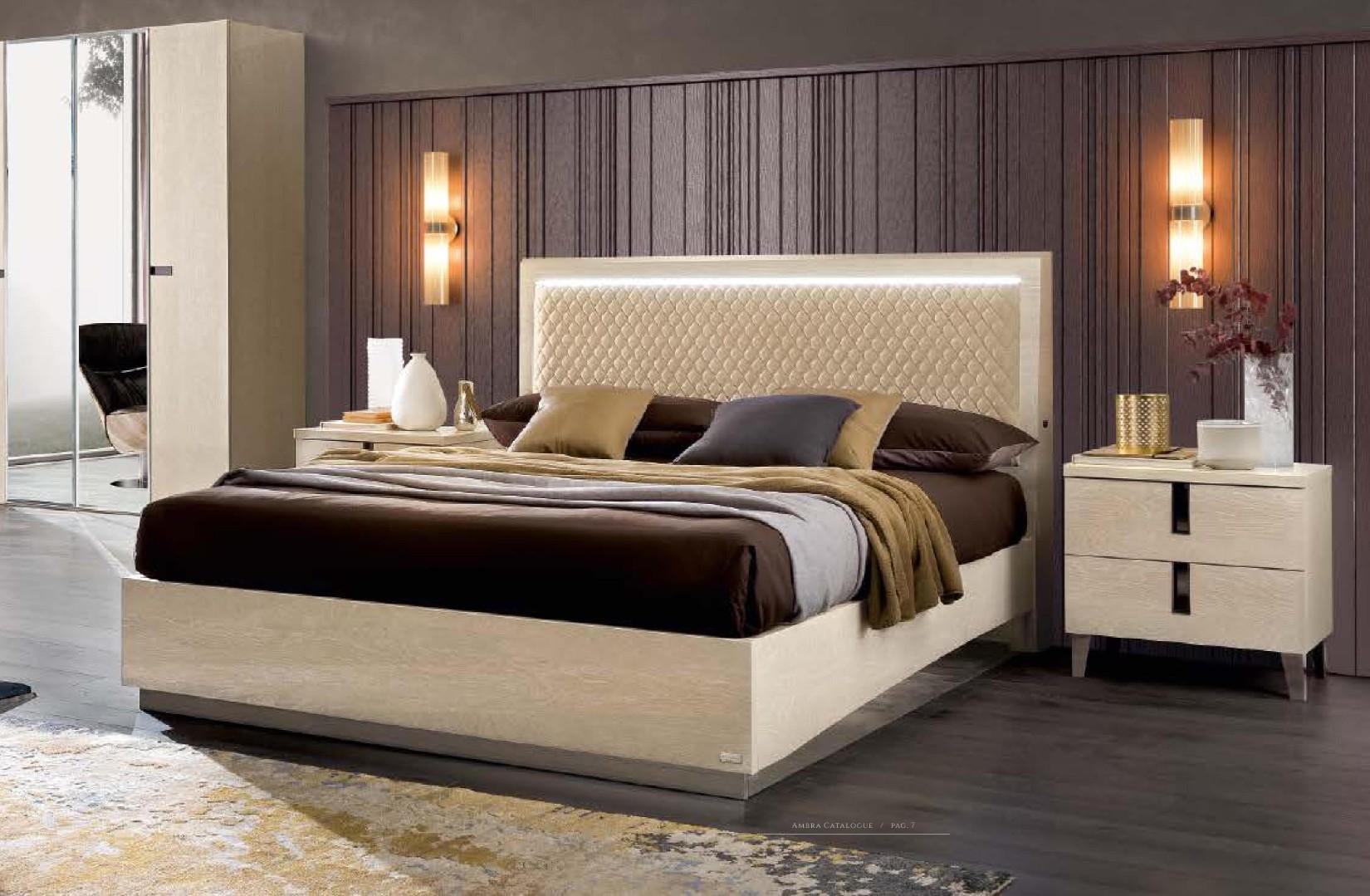 Кровать AMBRA ROMBI