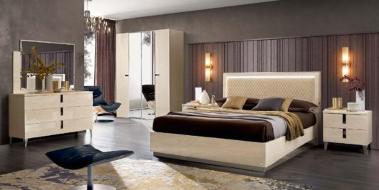 Кровать AMBRA ROMBI фото 2