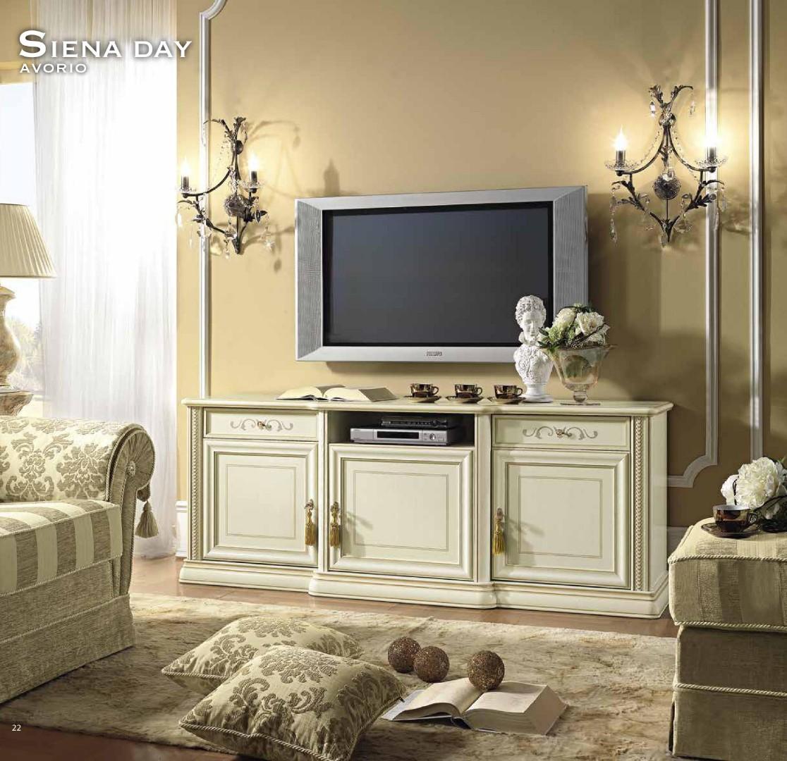 Тумба ТВ maxi Siena