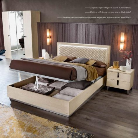 Кровать AMBRA ROMBI фото 4