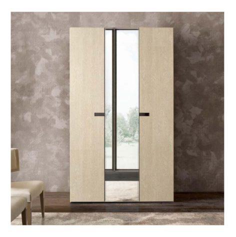 Шкаф 3-дверный AMBRA