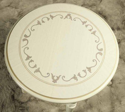 Столик круглый приставной Siena фото 1
