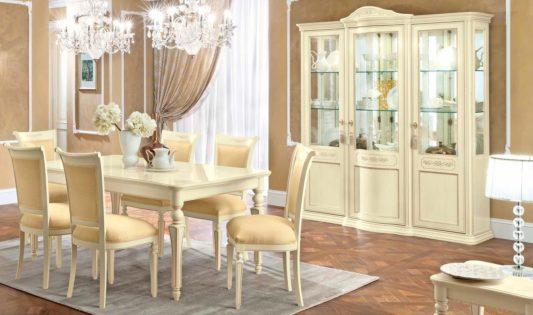 Стол обеденный прямоугольный Torriani фото 3