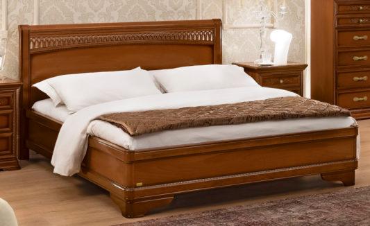 Кровать Torriani Tiziano Avorio фото 3