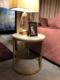 Кофейный столик Accent gold фото 1