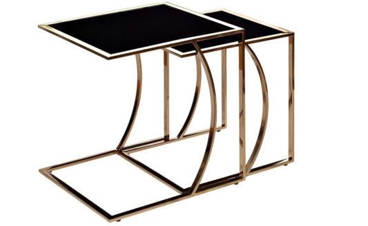 Журнальный столик 13RX5076M-GOLD фото 2