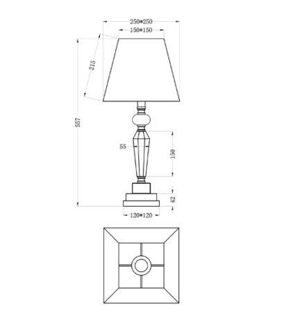 Лампа 22-86639TL фото 1
