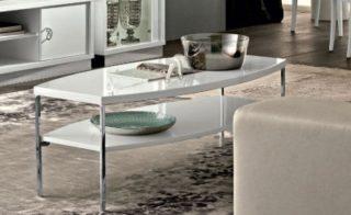 Кофейный столик ROMA Bianco