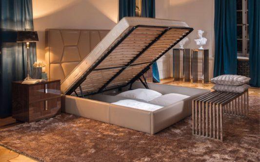 Кровать Semiramide L101 фото 4