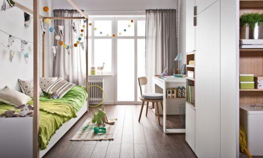 Кровать с балдахином 4 You 120*200 фото 7
