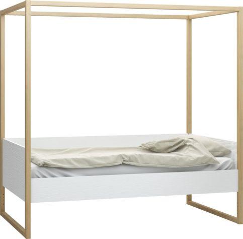 Кровать с балдахином 4 You 120*200 фото 2