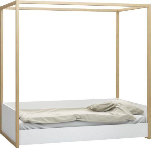 Кровать с балдахином 4 You 120*200 фото 3
