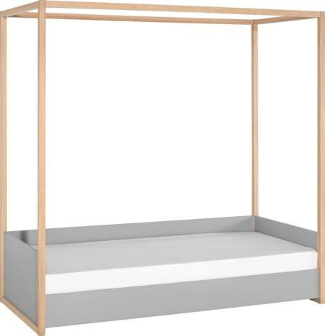 Кровать с балдахином 4 You 120*200 фото 5