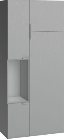 Шкаф 4 You 2-дверный с открытым отсеком