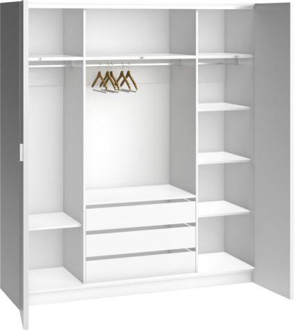 Шкаф 4 You 4-дверный фото 4